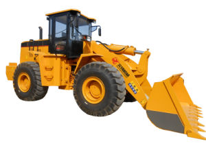 China Made Pilot Control 5ton 3.0cbm Bucket Payloader pictures & photos