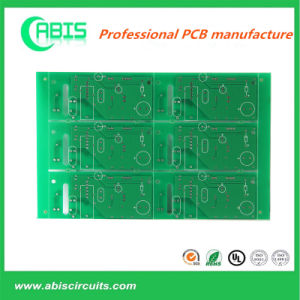 High Quality Doule Sided PCB with Immersion Silver. pictures & photos