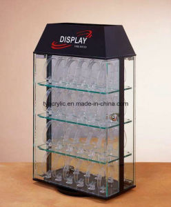 Customize Ad-164 Clear Watch Acrylic POS Display Stand pictures & photos