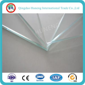 8mm Low Iron Glass for Green House or Temperd Table pictures & photos