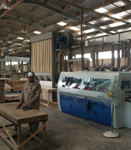 High Performance 6 Spindles 4 Side Moulder Four Side Planer pictures & photos