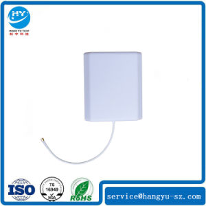 2.3-2.7GHz High Gain 12dBi Outdoor Panel Wall Mount Antenna pictures & photos