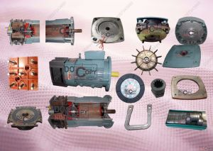 Construction Elevator Lifting Hoist Motor Spare Parts Motor pictures & photos