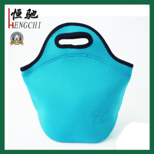 Promotional Gift Food Cooler Insulated Neoprene Lunch Bag pictures & photos