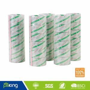 Crystal Clear BOPP Printed Carton Sealing Tape with Good Quality pictures & photos