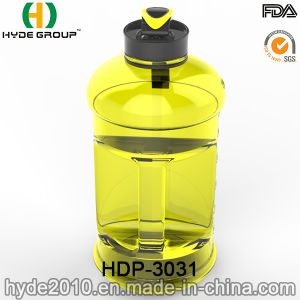 Newly Portable 2.2L Customized Plastic Water Bottle with Container, BPA Free 2.2L Plastic Sport Jug (HDP-3031) pictures & photos