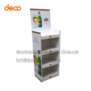 Pop Display Cardboard Stand Display Shelf Exhibition Stand pictures & photos