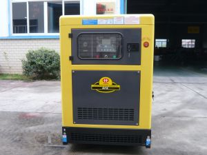 Electric Diesel Generator Low Noise 5kw to 2000kw pictures & photos