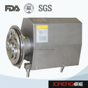 Stainless Steel Sanitary Close Impeller Centrifugal Pump pictures & photos