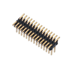 0.8mm Single Row 180 ° SMT Pin Header pictures & photos