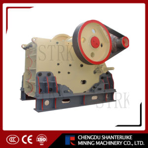 Competitive Small Portable Jaw Crusher 400X600 with Electric Engine pictures & photos