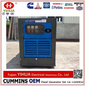 Cummins OEM (CPT engine) Silent Diesel Electric Power Generator Set 20-1500kVA pictures & photos