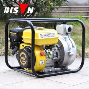 Bison 2 Inch Small Portable Gasoline High Pressure Water Pump pictures & photos