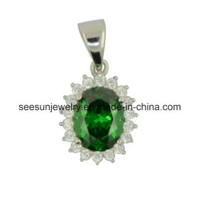 925 Silver Jewelry Fashion Silver Pendant pictures & photos