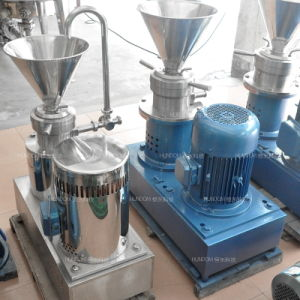 Home Laboratory Use Food Grinding Machine/Wet Rice and Corn Grinder Colloid Mill pictures & photos