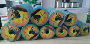 Nylon Monofilament Fishing Line 10*100m Connected Spools pictures & photos