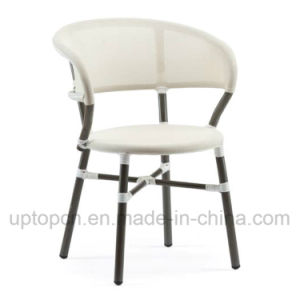 Leisure White Outdoor Garden Chair with Aluminum Frame (SP-OC379) pictures & photos
