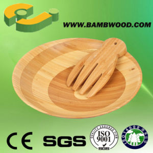 Retro Bamboo Bowl with Good Price pictures & photos