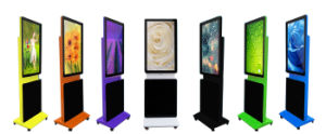 Big Size Floor Stand Digital Signage Screen Player 65 Inch (MW-651AMN) pictures & photos