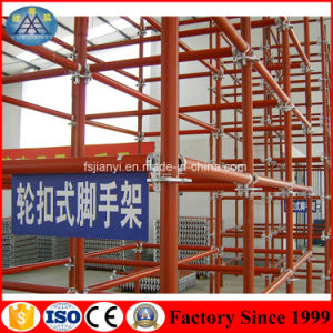 Building Quick Lock Stage Scaffolding for Construction pictures & photos