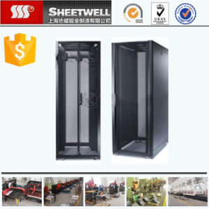Professional Customized Processing Services Sheet Metal Stainless Steel Cabinet pictures & photos