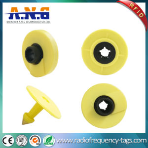 RFID Em4305 Animal Eid Ear Tag for Livestock Animal Tracking pictures & photos