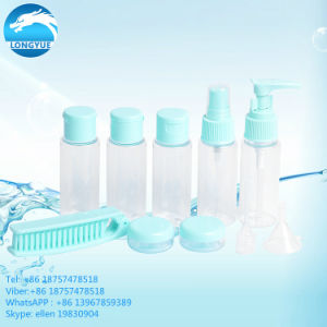 Plastic Cosmetic Packaging Pet Bottle Ues Travel pictures & photos
