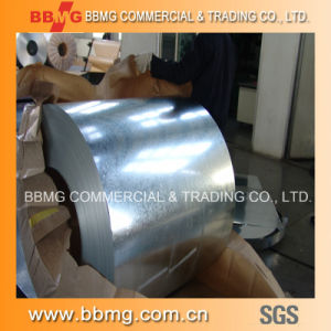 SGCC Hot Dipped Galvanized Steel Coils, High Quality Giral9002color-Coated Galvanized Steel Coil /PPGI/Gi/PVC pictures & photos