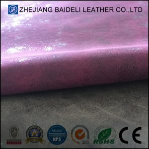 Furniture PU/PVC Leather for Boots Shoes Bag pictures & photos