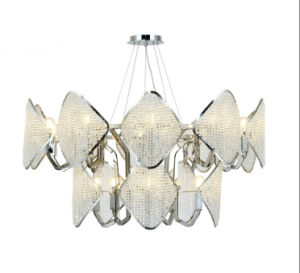 Home Decorative Modern Crystal Beads Pendant Lamp pictures & photos