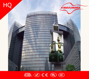 Outdoor P6 Rotating LED Display Screen 3 Layer Rotating Display pictures & photos