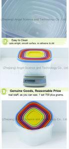 Promotional Plastic Food Container 7PC Refrigerator Crisper Set Fb01 pictures & photos