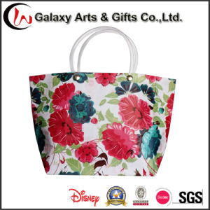 Factory Price Recycled Laminated PP Woven Tote Bag for Shopping