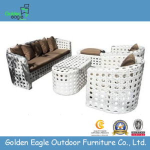All Weather Outdoor Furniture with Wide Rattan (GP0008)