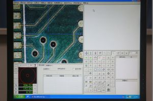 Multi-Sensor CNC Vision Size Measuring and Testing Systems (QVS3020CNC) pictures & photos