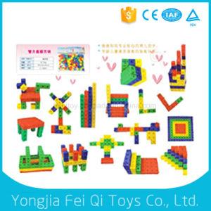 Indoor Playground Kid Toy Toy Bricks Plastic Blocks (FQ-6013) pictures & photos