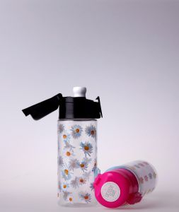 BPA Free Tritan Water Bottle with Suction Nozzle Made in Bottle Factory pictures & photos