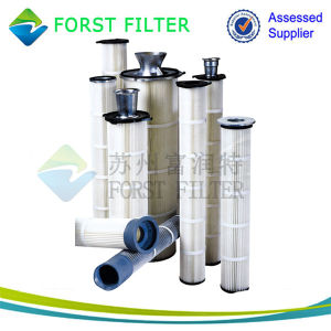 Forst Polyester Pleated Cartridge Filter pictures & photos