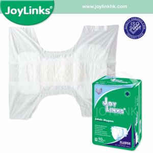 Competitive Price Adult Diapers with Double Ventilated Leakage-Proof Sides pictures & photos