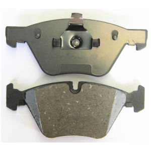 Low Dust and No Noise Low-Metallic Sipautec Brake Pad (D1429) pictures & photos