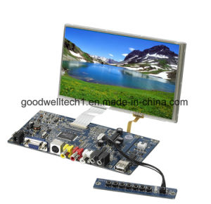 7 Inch LCD Touch Module 16: 9 for Kiosks Application pictures & photos