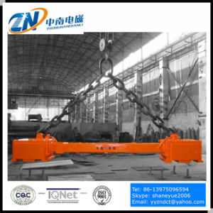 Rectangular Lifting Magnet for Steel Billet Handling MW22-11070L/1 pictures & photos