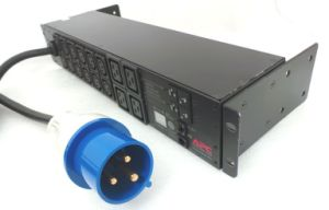 APC Ap7822 Rack PDU, Metered, 2u, 32A, 230V, (12) C13 & (4) C19 pictures & photos