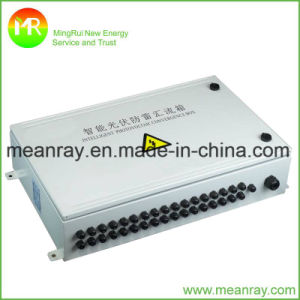Solar Junction Box IP65 16 Strings Outdoor Mounted pictures & photos