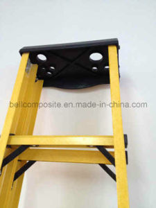 Fiberglass Ladder/FRP/GRP Ladder/Ladder/FRP Profile pictures & photos