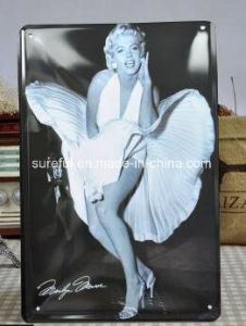 Hot Sale USA Style Vintage Tin Sign 20*30cm pictures & photos