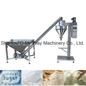 Corn Meal Semi Packing Machine Powder Filling Machine pictures & photos