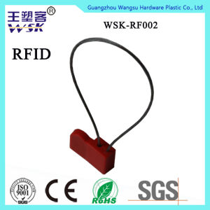 China Seal Factory Manufacture Safety Chip Injection RFID Plastic Wire Seal pictures & photos