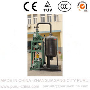 Plastic Pet Flakes Recycled Pelletizing Extruder pictures & photos