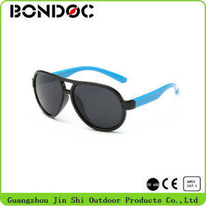 New Style Fashion Environmental Silicone Sunglass for Children pictures & photos